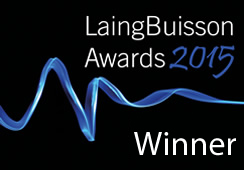 LaingBuisson Awards 2015 Winner